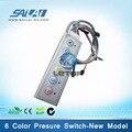 Peças interruptor de pressão para 6 cor impressora jato de tinta sistema de tinta solvente