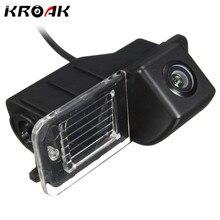 Kroak заднего вида освещённости обратный Камера для Volkswagen для VW/Мужские поло/Гольф 6/Passat CC 2008-2014 Ночное видение