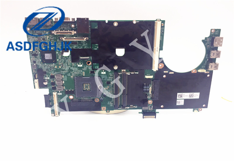 FOR Dell Precision m6600 Laptop motherboard CN-0NVY5D 0NVY5D NVY5D DDR3 HM67 02010TS00-600-G 100% Test okFOR Dell Precision m6600 Laptop motherboard CN-0NVY5D 0NVY5D NVY5D DDR3 HM67 02010TS00-600-G 100% Test ok