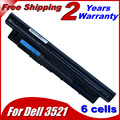 JIGU Laptop Battery For Dell VOSTRO 2521 2421 INSPIRON 17R 5721 17 3721 15R 5521 3521 14R 5421 14 3421 MR90Y VR7HM W6XNM X29KD