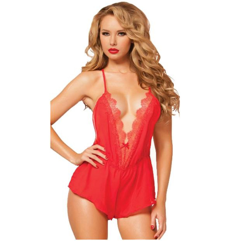 Frank Snowshine Ylsw Women Sexy Babydoll Lingerie Lace Underwear Sleepwear Free Shipping *yf1 Goods Of Every Description Are Available Back To Search Resultsnovelty & Special Use
