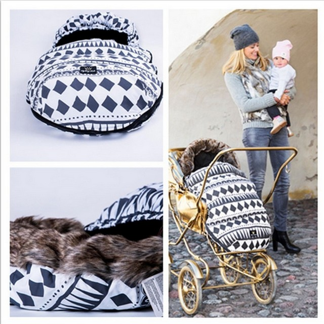 Top selling Baby stroller sleeping bag, baby stroller footmuff for any stroller free shipping