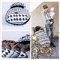 Top venda carrinho de Bebê saco de dormir, carrinho de bebê footmuff para qualquer carrinho frete grátis