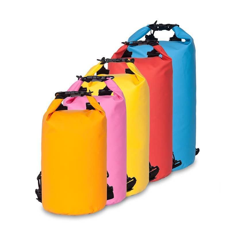 Online Shop Travel Rafting Cover pvc waterproof dry bag Beach 15L ...