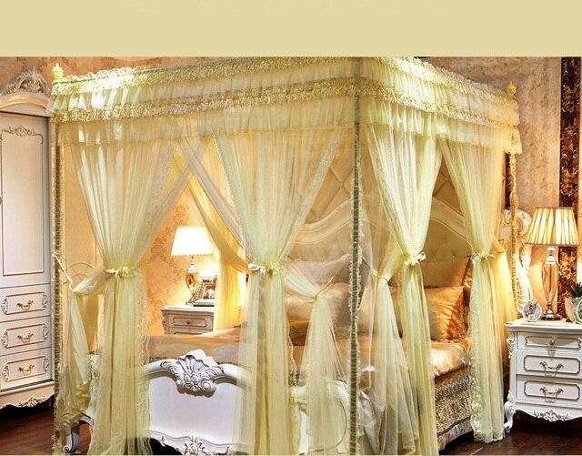 Zanzariera Da Letto : Estate camera da letto zanzariera tenda letto in stile