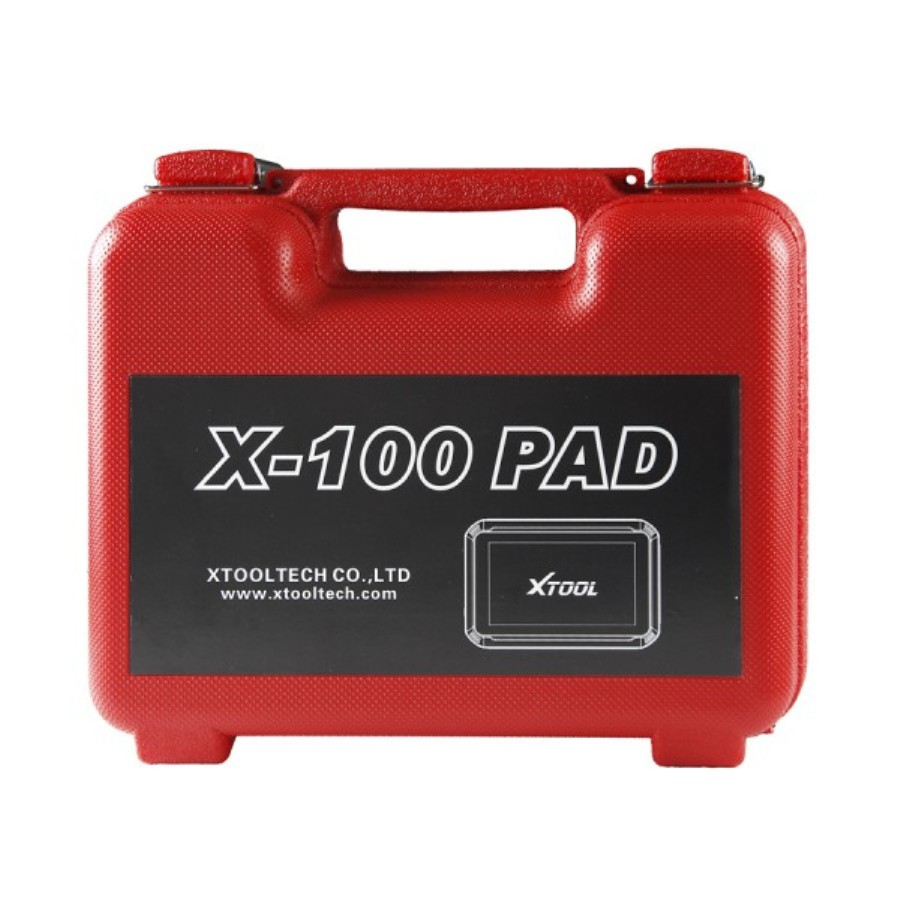 XTOOL X-100 PAD Tablet 18