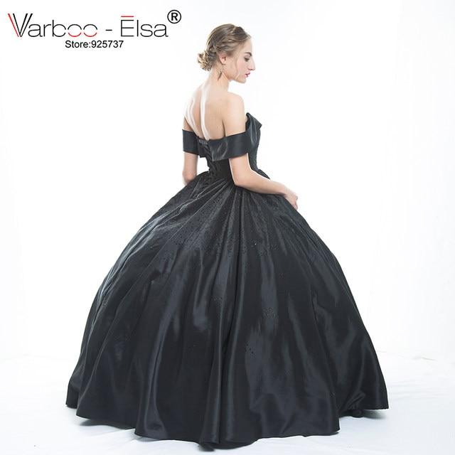 Black Ball Gown Dresses