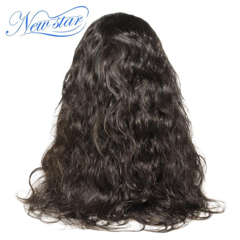 4x4 Silk Based Closure Wig Brazilian Body Wave Bundles With Closure Wig New Star Virgin Human Hair Wig Customized Lace Wigs