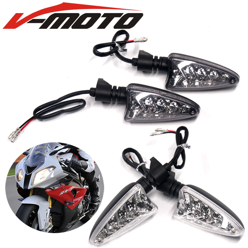For Triumph Speed Triple 1050/R Street Triple 675/R Motorcycle Accessories Front / Rear Turning signal Blinker Short
