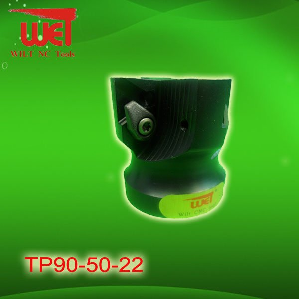ФОТО TP90 degree Square Face Mill Head use for Milling Cutter