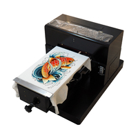 Inkjet t shirt printer DTG printer,multicolor t shirt printer machine,direct to garment printer