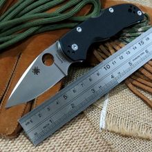 New Arrival C41 Folding Blade Knife G10 Handle 9Cr18Mov Blade Native 5 Tactical Hunting Knives Outdoor Survival Camping Tool