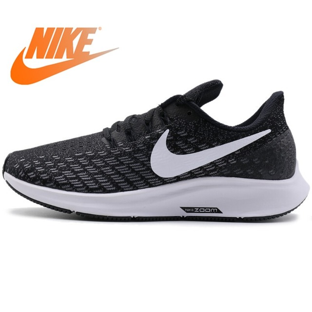 fe884356375 Original 2018 NIKE AIR ZOOM PEGASUS 35 Women s Running Shoes Sneakers  outdoor Stability Breathable Low-cut Daily Casual Shoes