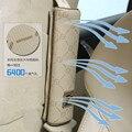 Cinturón de seguridad del coche Conjunto Hombrera de Poliéster Tafetán Alargan Niño Cubierta de la correa Súper Suave Luz Gran Transpirabilidad 1 unidades (1 unidad)