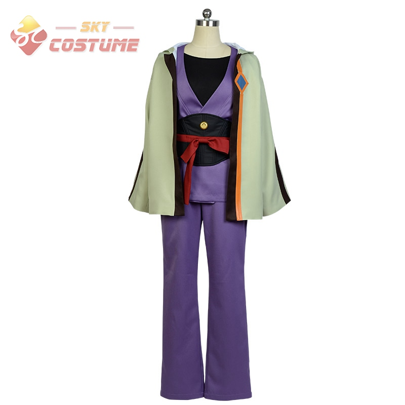 Kabaneri of the Iron Fortress Ikoma Kimono Uniform Cosplay Costume Female And Girls For Halloween Christmas Party Suit