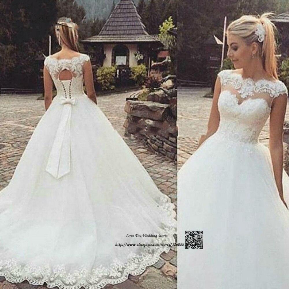 Abiti Da Sposa Rustic Vintage Wedding Dress Vestido De
