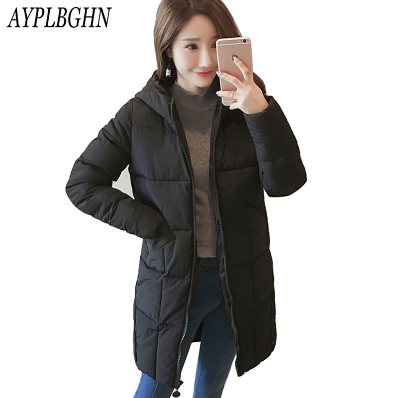 New Parkas Female Women Winter Coat Thick Cotton Winter Jacket Womens Outerwear Parkas for Women Winter Outwear Plus size style bishe 2017 new thick femme outwear cotton winter jacket plus size parkas female parkas for women winter warm coat woman clothes