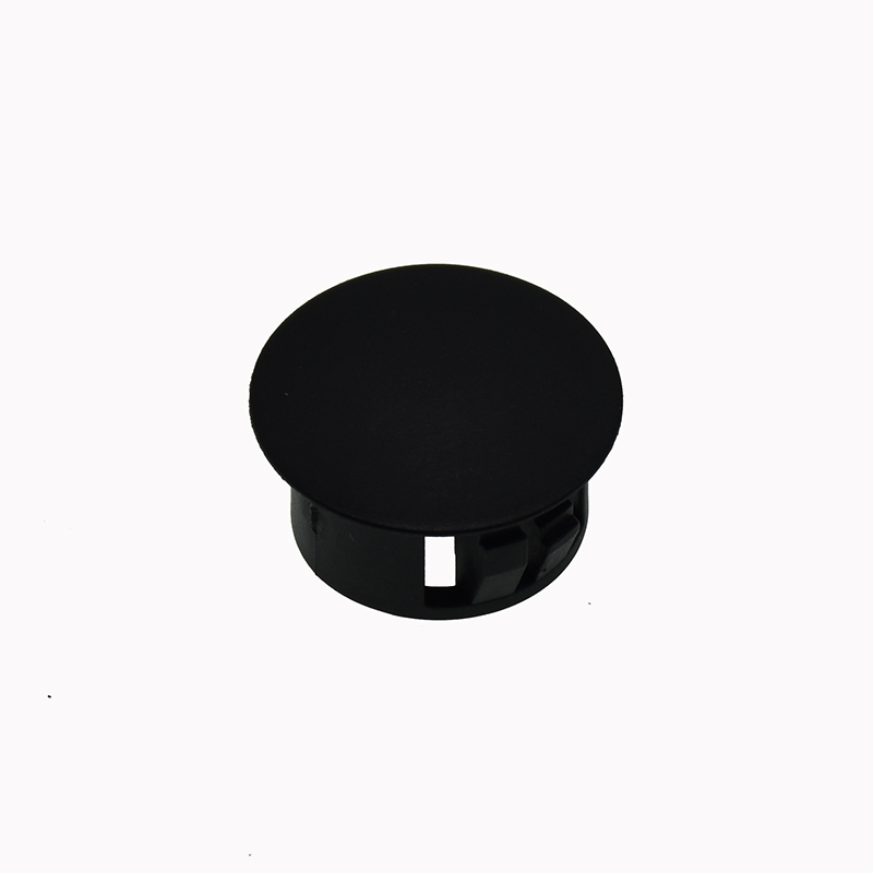 Black Plastic Caps Hole Plugs Pressure Caps