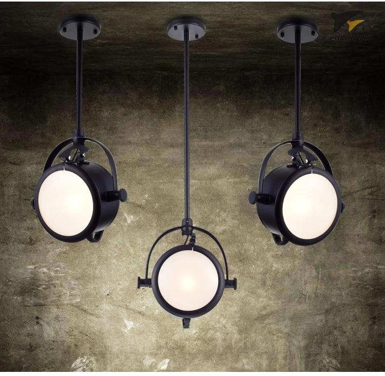 Vintage Retro Ceiling Light Loft Industrial Edison Bulb Metal Light Country Style Sconce Lamp Fixtures American Style Good Light Pendant Lights Aliexpress