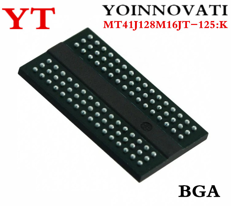 Free Shipping 10pcs/lot MT41J128M16JT-125:K  MT41J128M16JT 41J128M16JT FBGA-96 D9PS IC Best quality