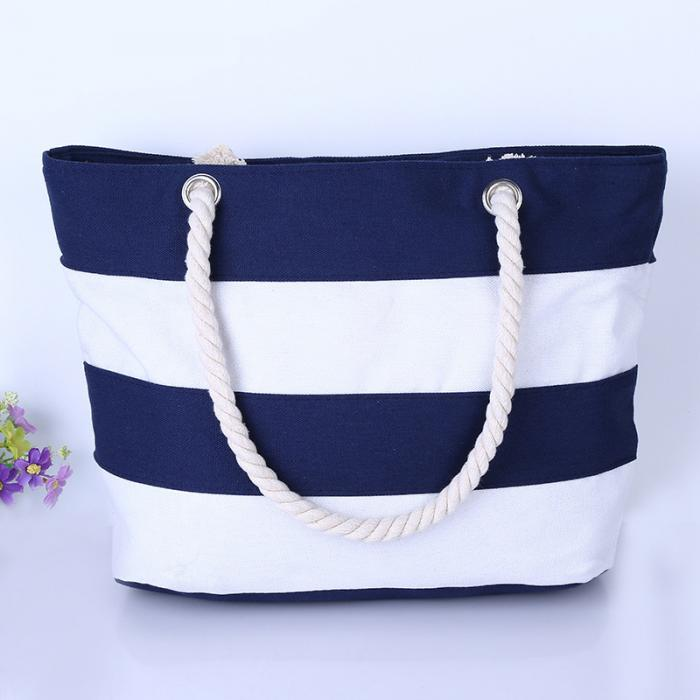 Aliexpress.com : Buy Girl Casual Summer Canvas Shopper Shoulder ...