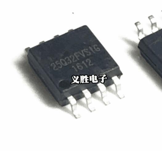W25Q32FVSIG Flash IC W25Q32FV