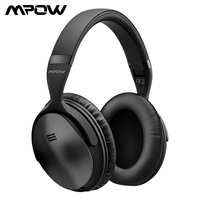 Mpow H5 2 Gen Bluetooth Headphone Wireless Activities Noise Cancelling Earphone HiFi Stereo With Mic 18 Hours Playtime Headset
