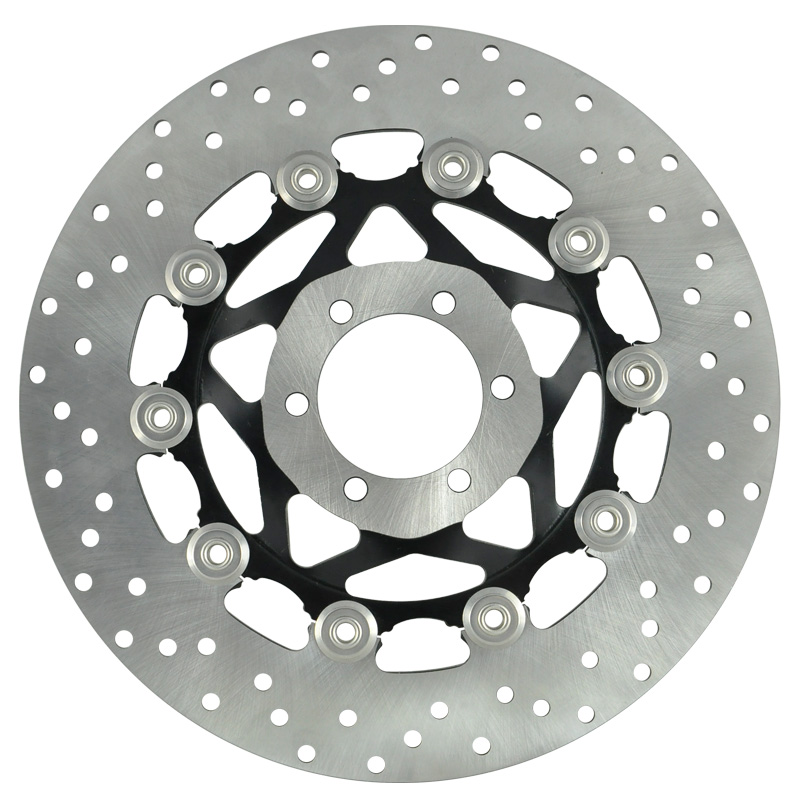 LOPOR Motorcycle front Brake Disc Rotor For FJ 1200 3CV E745 1988-1995 fFor DUCATI 900SS 1989-1990 For DUCATI 907 1990-1991 galfer rotor front left right black for ducati bikes product code df880cw