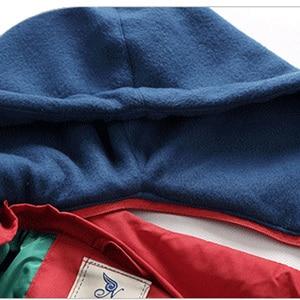 Image 5 - Abreeze Kinderen Down & Parka 4 10T Winter Kinderen Bovenkleding Jongens Casual Warm Hooded Jas Voor Jongens Effen jongens Warme Jassen
