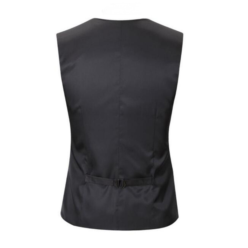 Occasio homem terno Formal colete personalizado de alta qualidade barato  colete single breasted ma3 jia3 negócios trabalhador homens colete em  Coletes à ... 3bcb37a145482