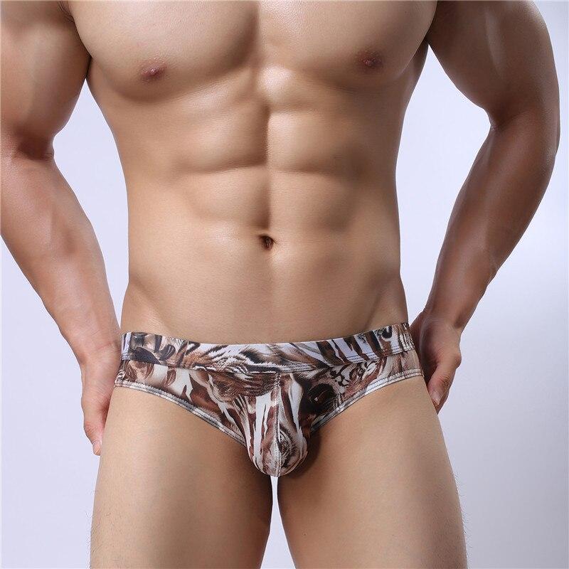 Sexy men underwearleather