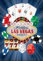 Dados de Poker Casino Las Vegas backdrops fundo do estúdio Vinil pano de Computador impresso contexto da fotografia festa de Alta qualidade