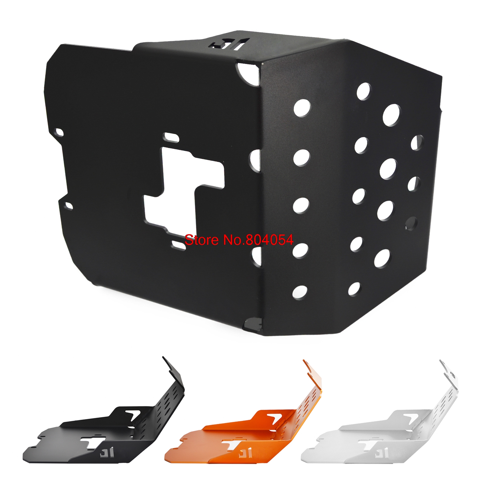 Motorcycle Engine Glide Plate Skid Plate For KTM Duke 250 2015 2016 Duke 390 2013 2014 2015 2016 Duke250 Duke390 motorcycle rear brake master cylinder reservoir cove for ktm duke 125 200 390 rc200 rc390 2012 2013 2014