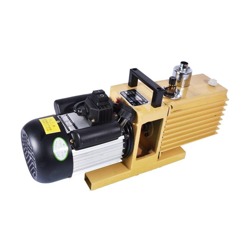 Pompe d'aspiration à palettes rotatives à Double étage pompe d'aspiration spécialisée pour KO TBK LCD OCA Machine à plastifier 2xz-4