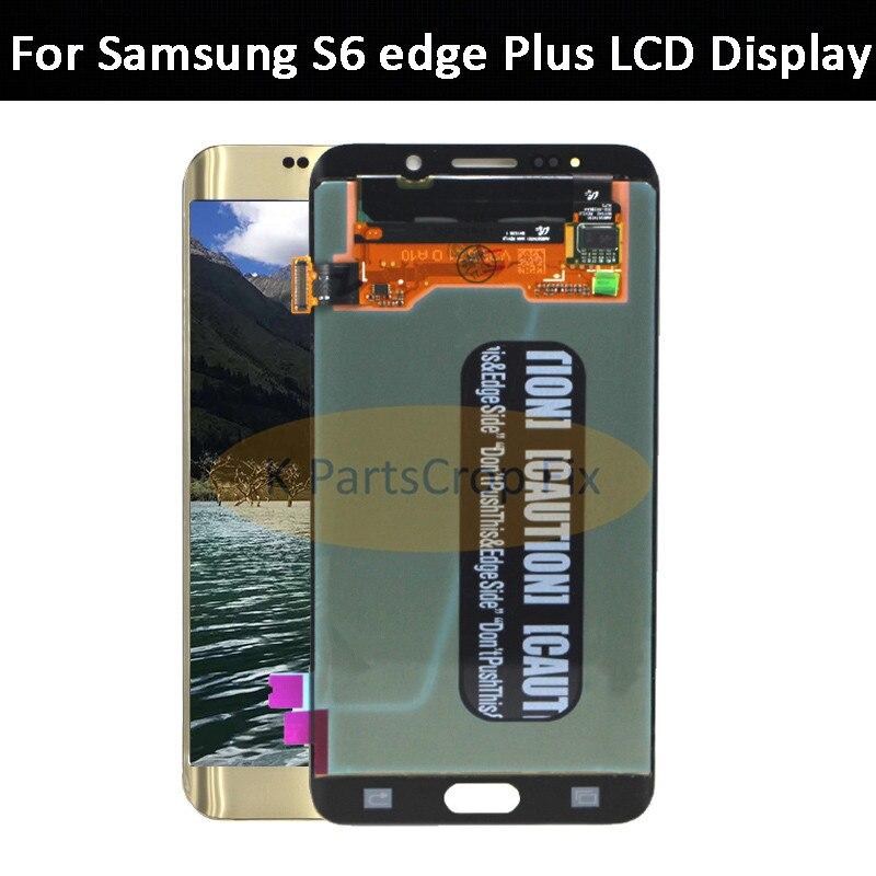 """Für Samsung Galaxy S6 Rand Plus LCD G928 G928F Display Touch Screen Ersatz Für 5,7 """"SAMSUNG S6 Rand plus LCD-in Handy-LCDs aus Handys & Telekommunikation bei AliExpress - 11.11_Doppel-11Tag der Singles 1"""