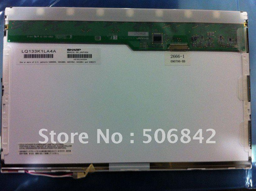 """13,"""" Ноутбук ЖК-дисплей экран LQ133K1LA4A, 1280x800"""