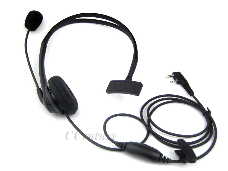 Baofeng Earpiece Earphone Interphones Mic for UV-5R Plus BF-888s Two way Radio K