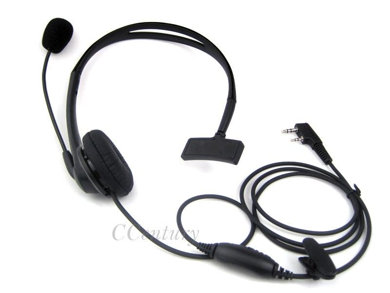 Baofeng Earpiece Earphone Headset Mic for UV-5R Plus BF-888s GT-3 Two-way Radio