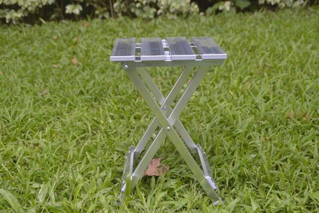2016 Neue Echte Klapp Stühle Schaukelstuhl Außen Multifunktionale Faltung  Hocker Ultraleichte Fischenstuhl Aluminium Legierung Mazha