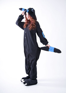 Image 5 - زي تنكري Kigurumi للكبار زي تنكري لشخصية أنيمي بوكيمون ملابس نوم شتوية بذلة نوم ملابس منزلية رداء نسائي رجالي بغطاء للرأس