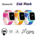 Kids SOS Smart Baby Watch GPS Tracker Locator Children Smartwatch A3 Wrist Watches Anti-lost Monitor Call Finder PK Q50 Q60 Q90