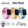 Niños Reloj GPS Localizador Del Perseguidor SOS Inteligente Bebé Niños Smartwatch A3 Relojes de Pulsera anti-perdida Buscador de Monitor de Llamada PK Q50 Q60 Q90