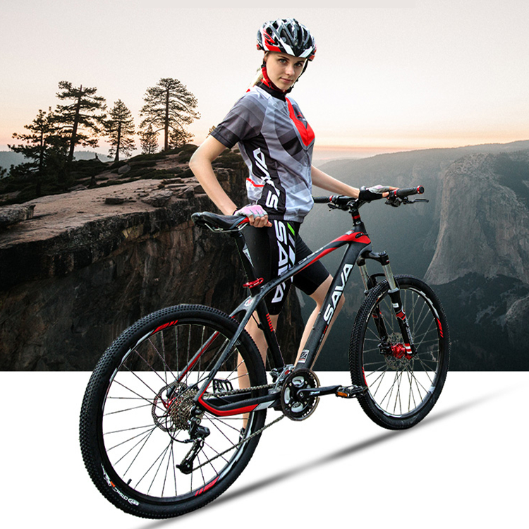 New Brand Carbon Fiber 26 17 26 15 Inch 27 Speed Shiman0 M3000 Disc Brake Bicicletas