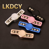 LKDCY / /High Quality Vorso EDC Hand Spinner Adult Reduce Pressure Toys Torqbar Brass Material Fidget Spinner Keep Balance