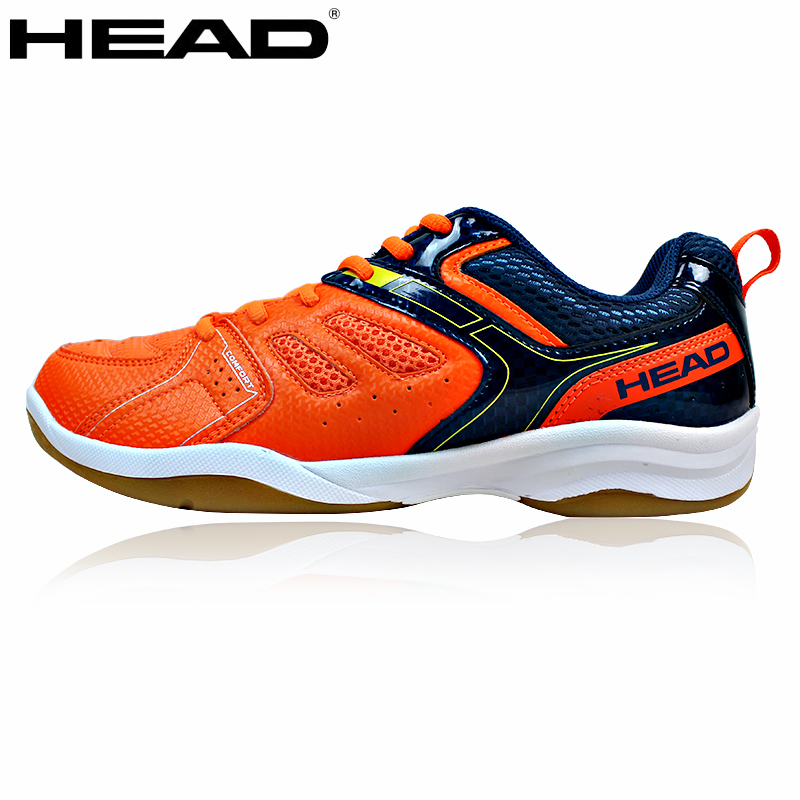 100 Genuine Head Badminton Shoes Anti slipper Mens And Womens Sports Badminton Sneakers Zapatillas Deportivas Hombre