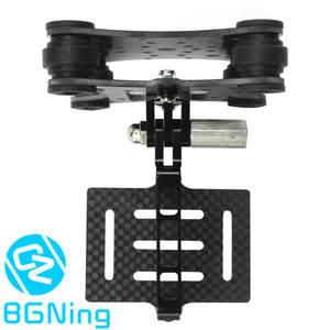 Gimbal-Mount Drone Camera Quadcopter Gopro Phantom DJI PTZ FPV for Damping Carbon-Fiber