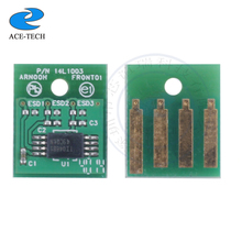 цена на 10K EU version Compatible cartridge reset chip For Konica Minolta bizhub 3320 toner chip TNP41 TNP43
