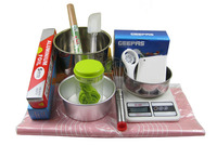 Bundle 14 Piece Baking Pastry Tools Combination Cake Biscuits Toast
