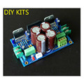 Placa Amplificador TDA7293 100 W + 100 W Double-sided Immersion Ouro DIY KITS