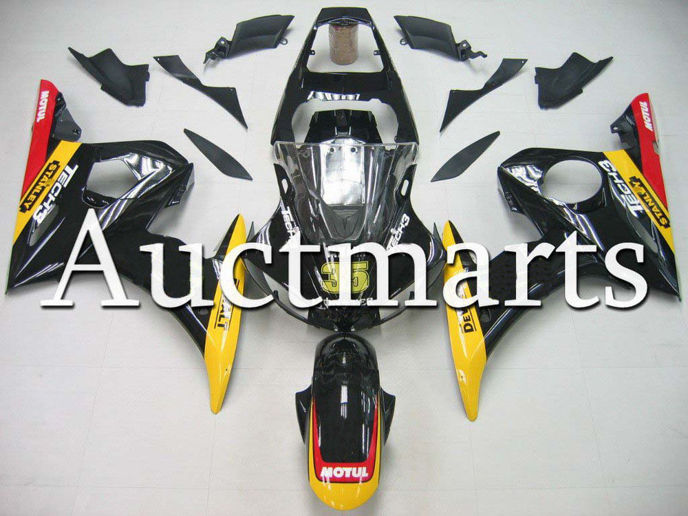 For Yamaha YZF 600 R6 2003 2004 2005 YZF600R ABS Plastic motorcycle Fairing Kit Bodywork YZFR6 03 04 05 YZF600R6 YZF 600R CB34 6 colors cnc adjustable motorcycle brake clutch levers for yamaha yzf r6 yzfr6 1999 2004 2005 2016 2017 logo yzf r6 lever